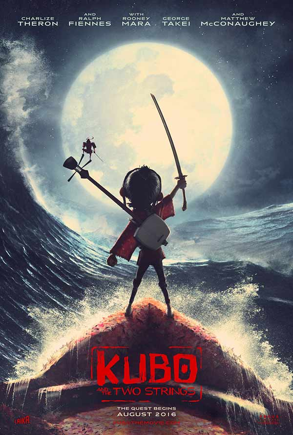 انیمیشن Kubo and the Two Strings 2016