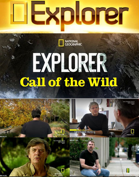 مستند Explorer: Call of the Wild 2015